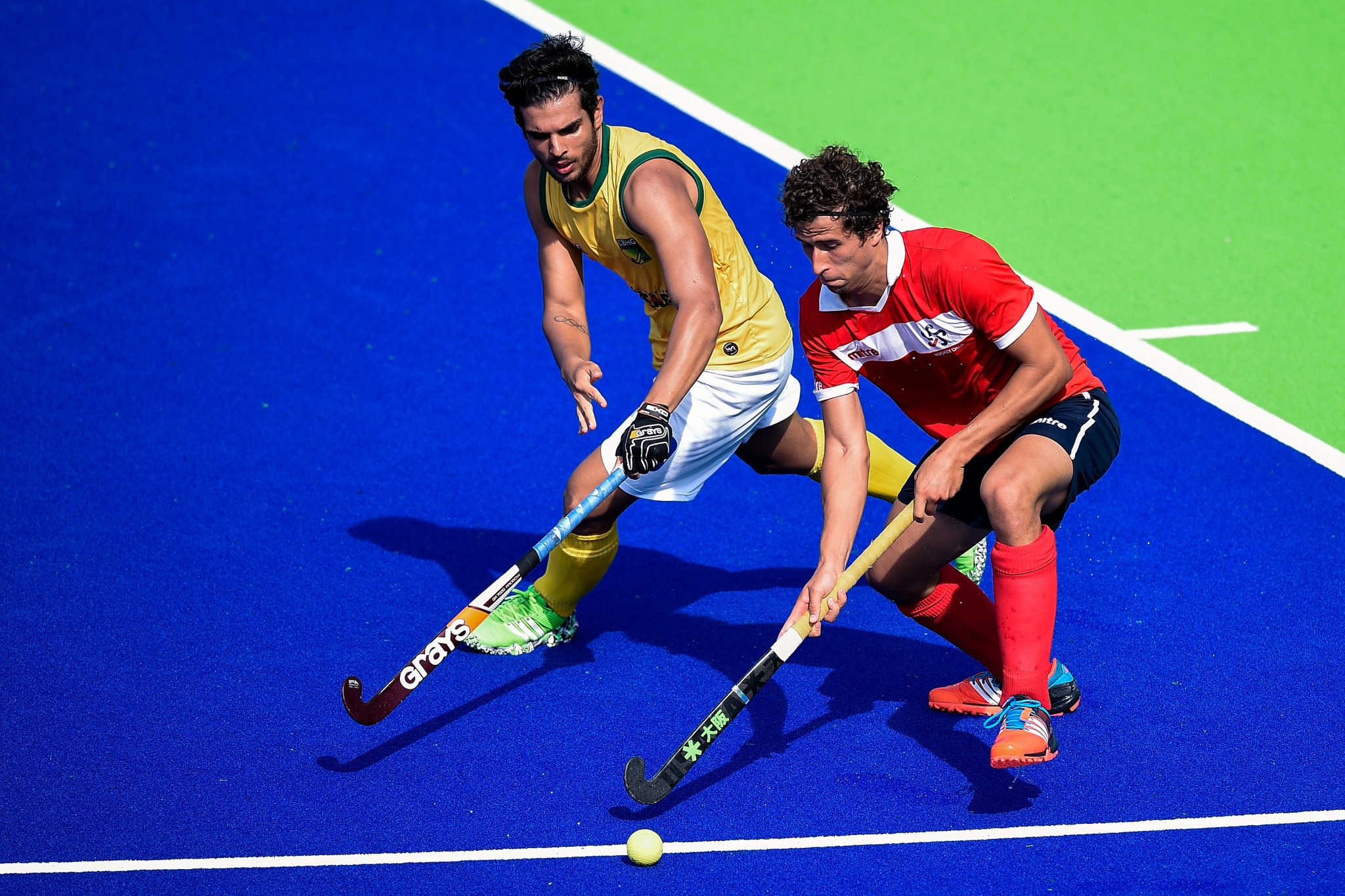South America's first Hockey Series Open begins with Bolivia's men and women both conceding double-figure scores