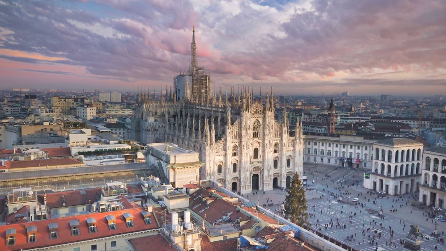 Turin withdrew from Italy's joint bid for the 2026 Winter Olympic and Paralympic Games because of tension between them and Milan, one of the other cities involved in the campaign ©Getty Images