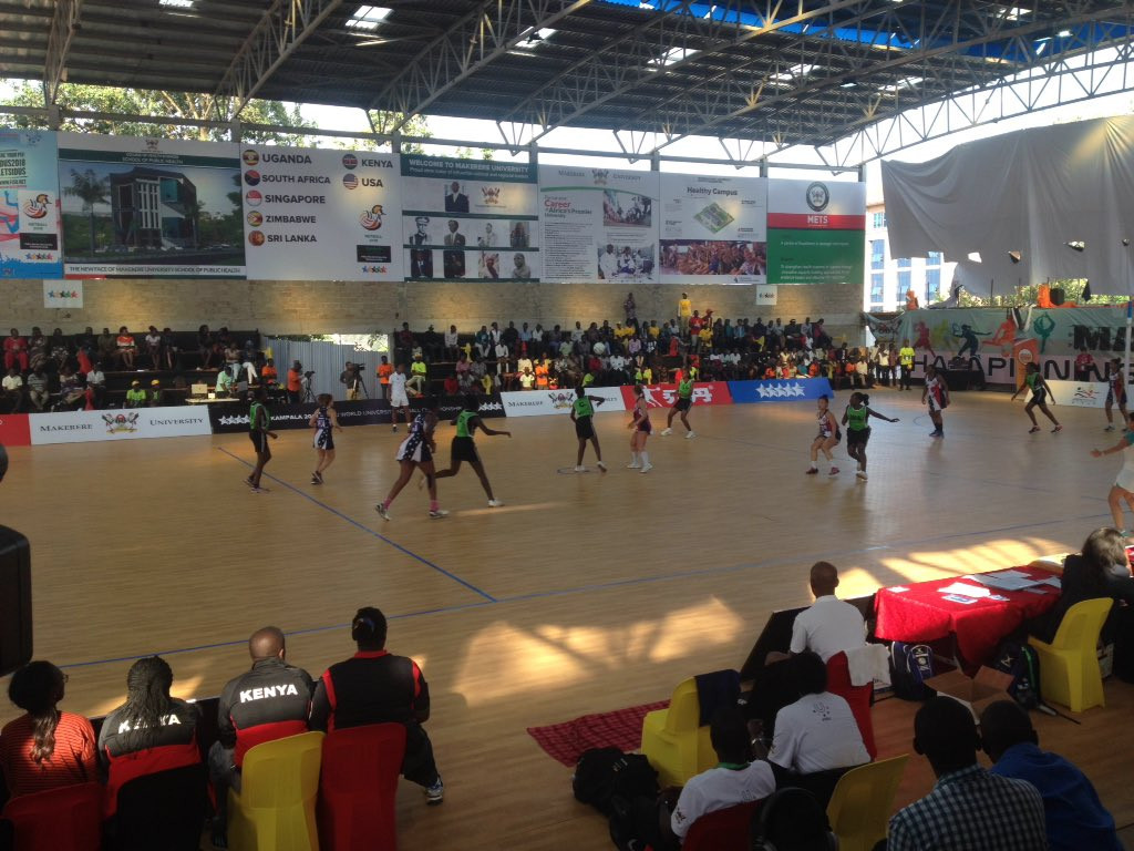 South Africa record two victories to extend winning streak at World University Netball Championship