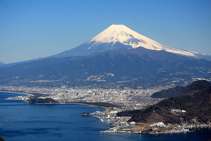 Mount Fuji has not erupted since 1707 but if does again the results could be devastating ©Wikipedia