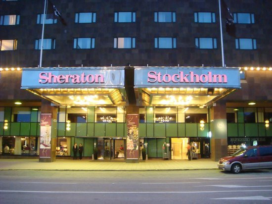 The European Olympic Committees third meeting of 2018 is due to take place in Stockholm ©Sheraton