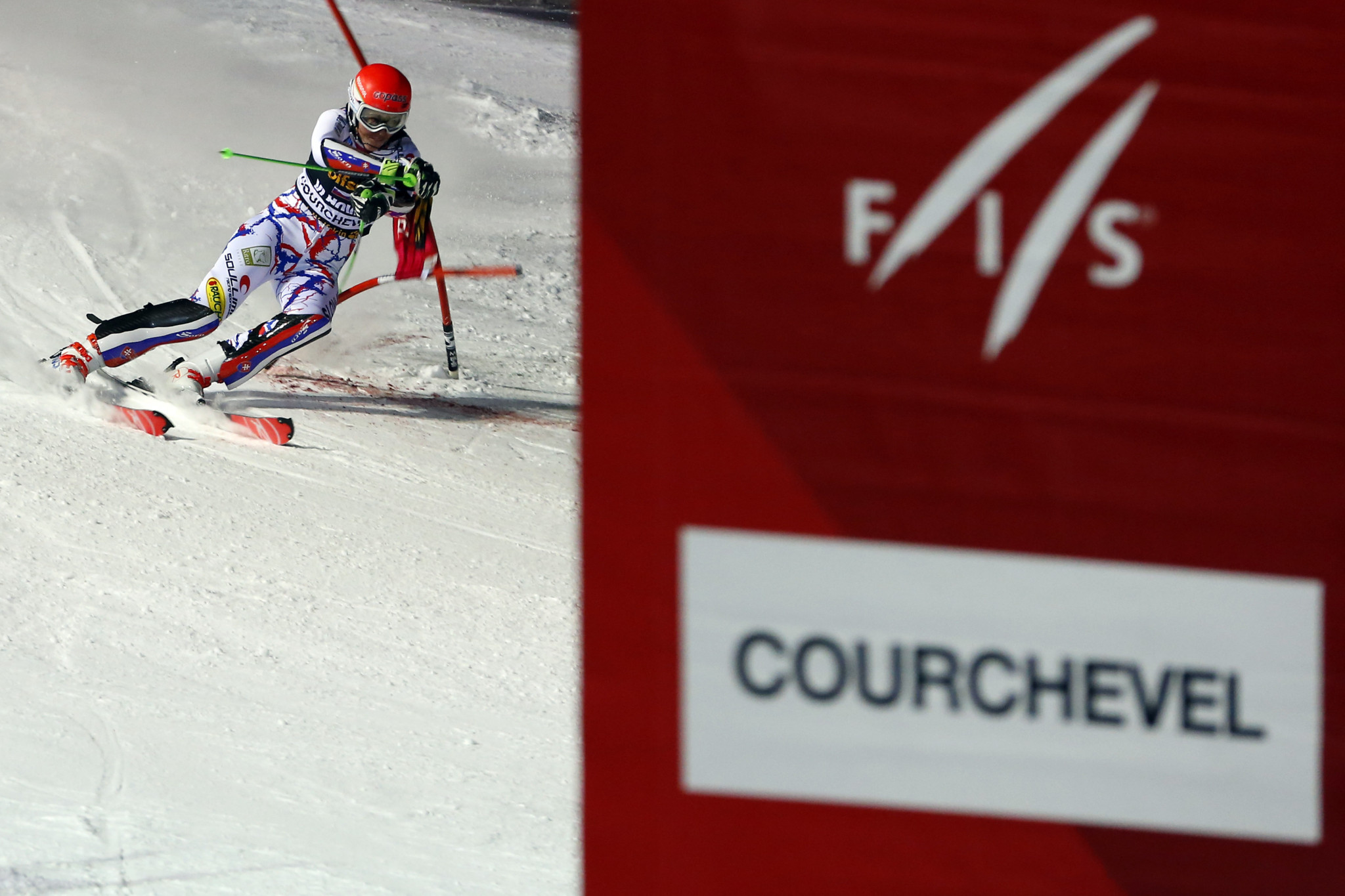 Courchevel-Meribel hosts pre-inspection visit for 2023 FIS Alpine World Ski Championships