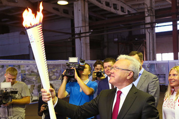 Krasnoyarsk 2019 flame to be lit in Turin on International Day of University Sport