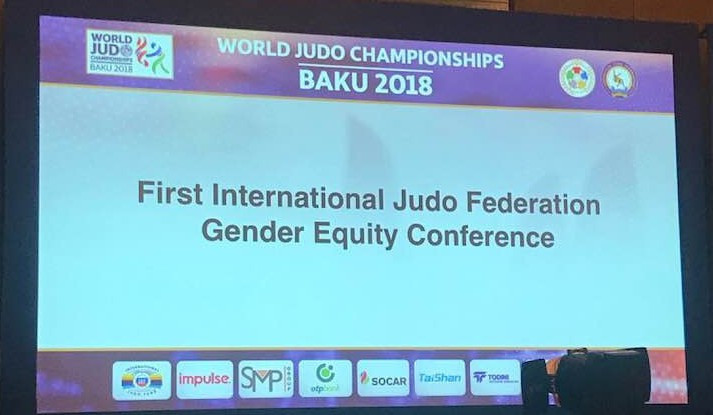 IJF hold first Gender Equity Conference on eve of 2018 World Championships