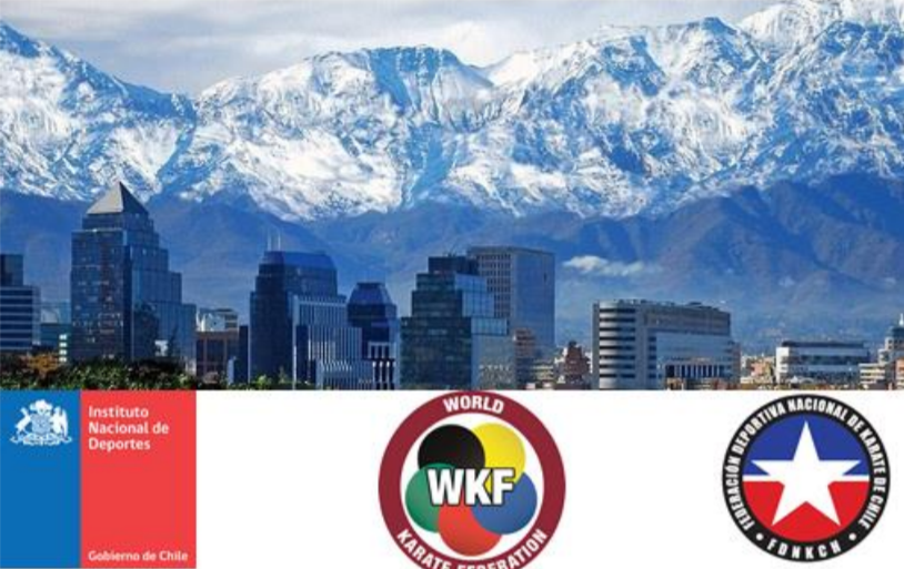 The Karate 1-Series A season is due to resume tomorrow with Chile's capital Santiago set to play host to a three-day event at the Polideportivo Estadio Nacional ©WKF