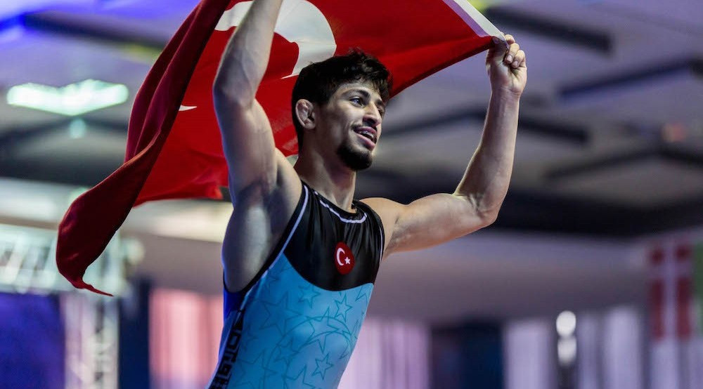 Turkey's Kamal denies India long-awaited gold medal at UWW Junior World Championships