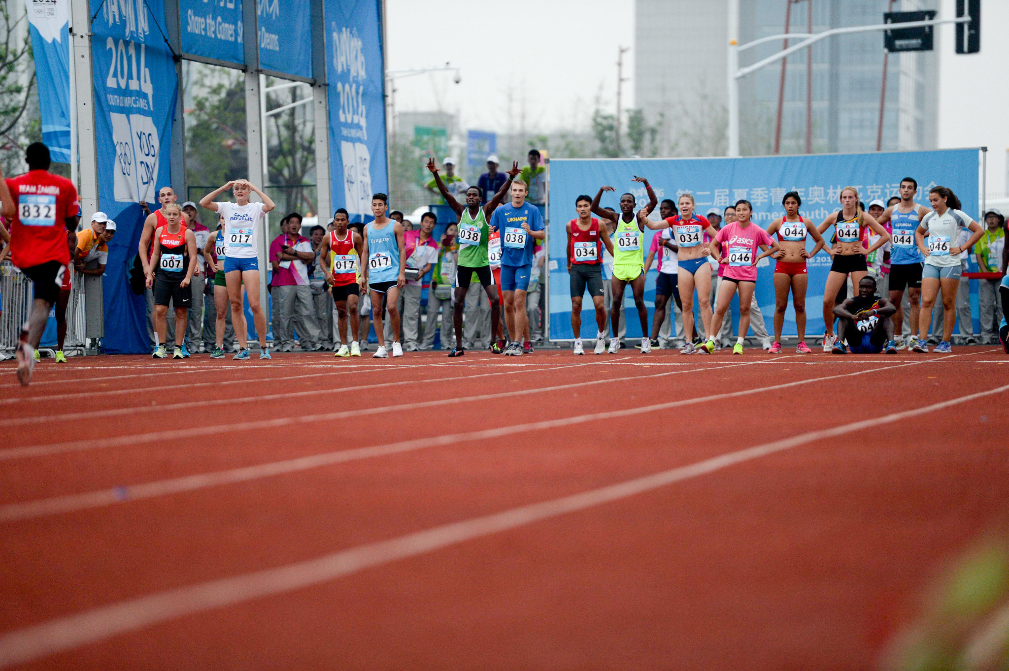 "Competitors from 179 countries set to compete in ""innovative"" athletics programme at Buenos Aires 2018"