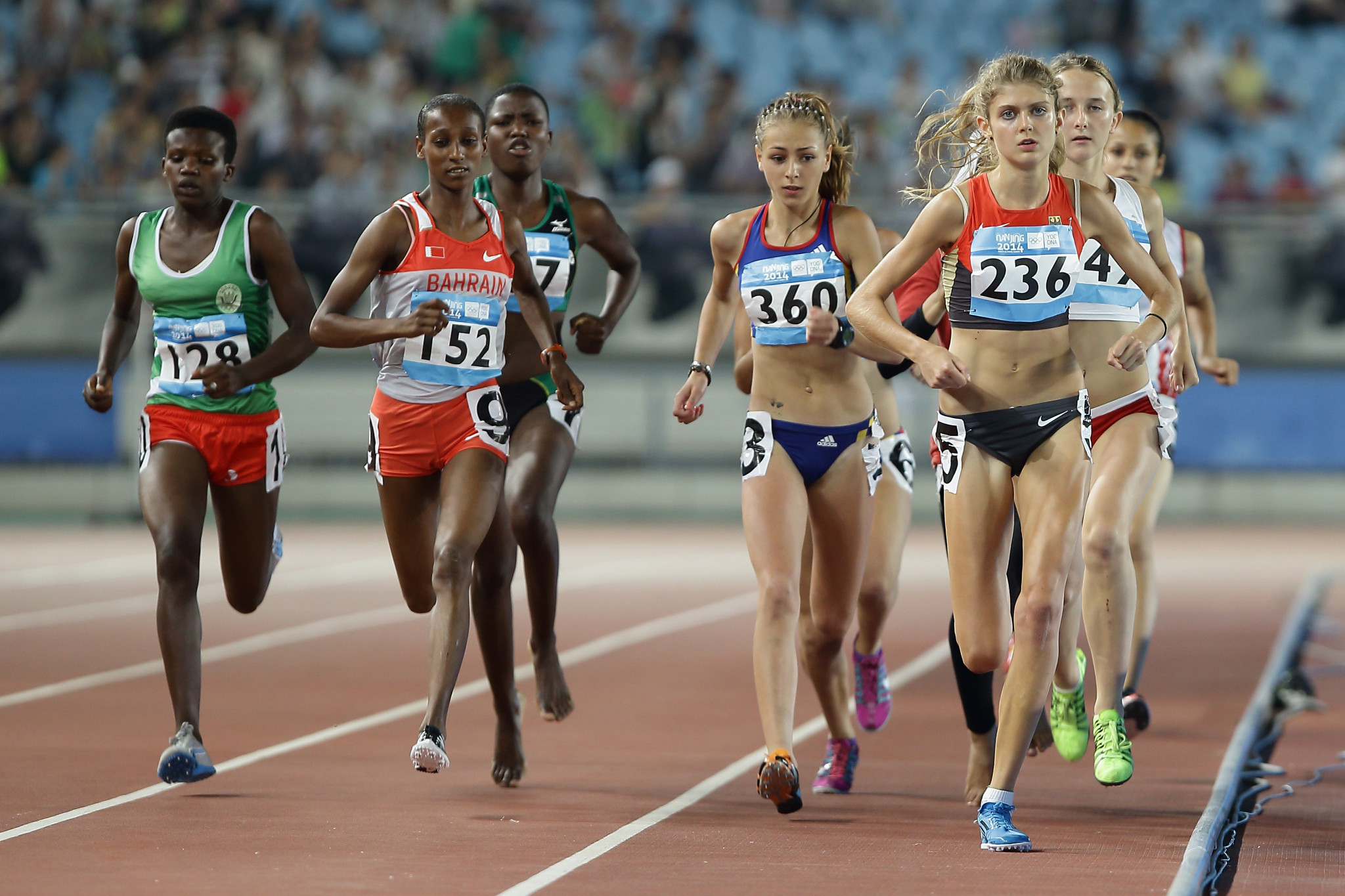 After completing heats in their traditional disciplines at Buenos Aires 2018, athletes competing in the long distance events will be made to complete a 4km cross country race ©Getty Images