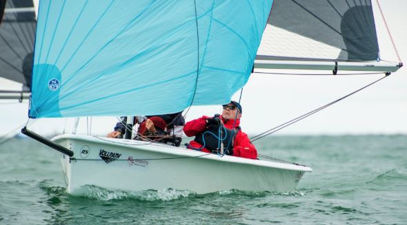 British and Canadians reach final at Para World Sailing Championships in new RS Venture Connect class
