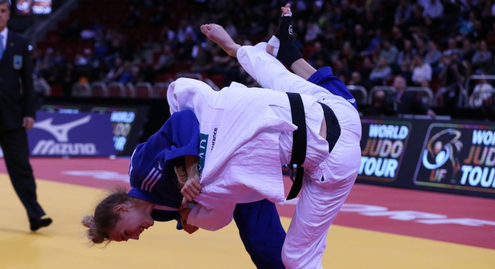 World Judo Championships: Day one of competition
