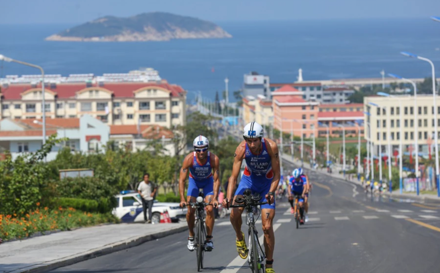 Triathlon action returns to Asia for ITU World Cup in Weihai