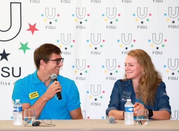 "FISU announces new ""Healthy Campus"" initiative on International Day of University Sport"