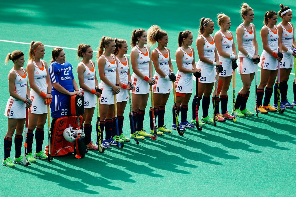 The Netherlands to begin women's Hockey World League title defence against Germany