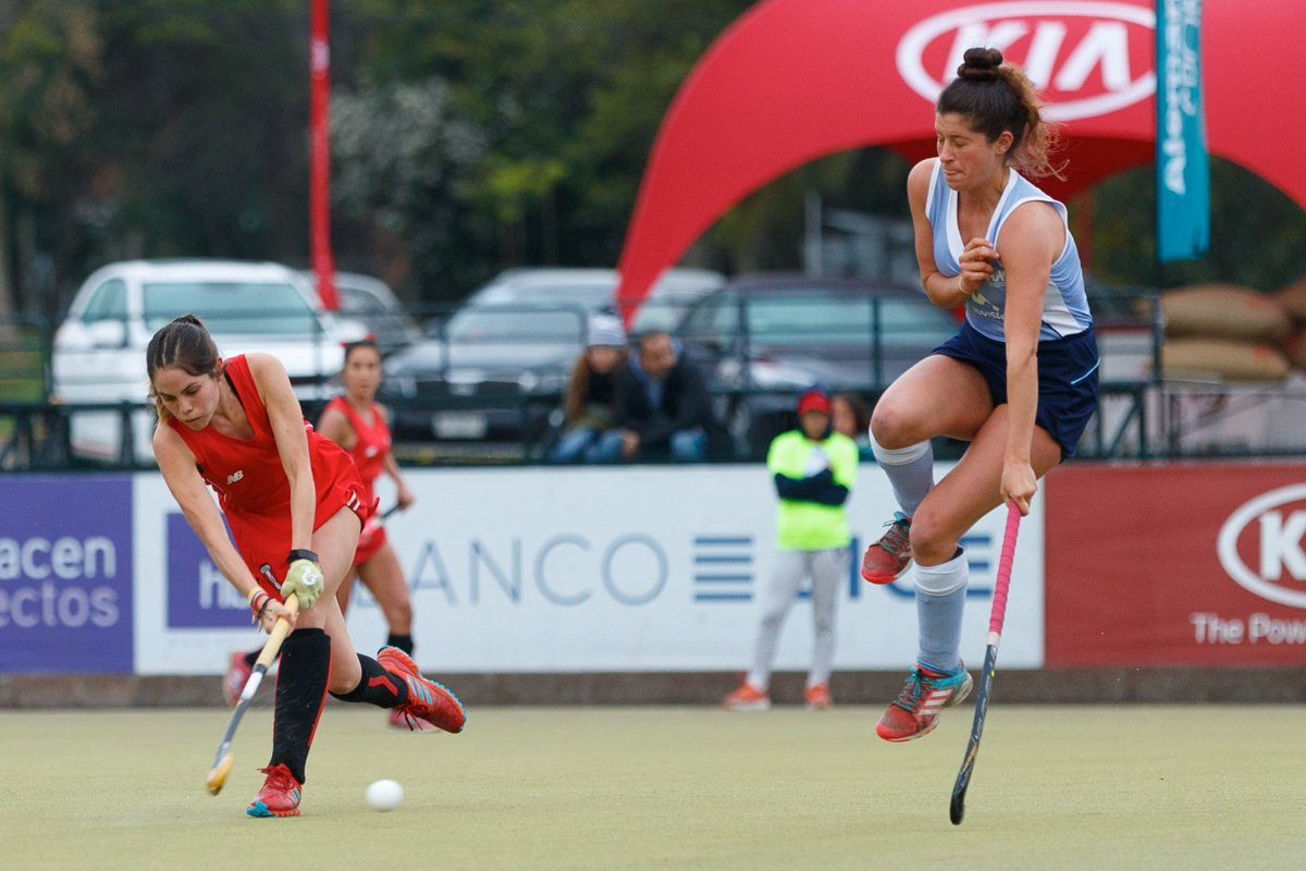 The standings at the FIH Hockey Open Series in Santiago, Chile are becoming clearer after three match days. ©FIH