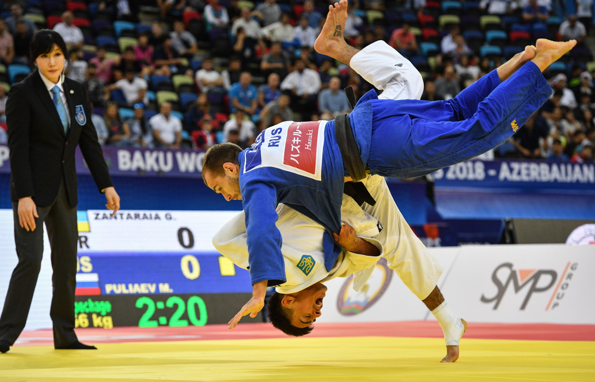 Japanese siblings win double gold on second day of IJF World Championships