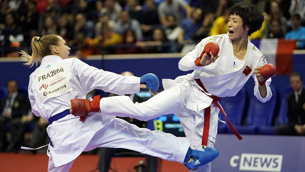 Turkey book place in five finals on day one of Karate 1-Series A event in Santiago