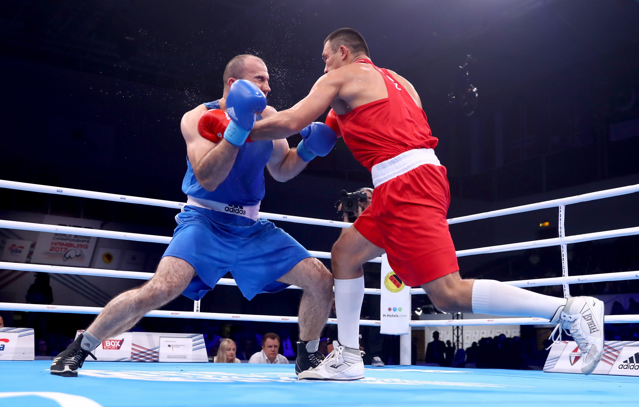 AIBA are set to host their World Championships in Sochi as planned ©Getty Images