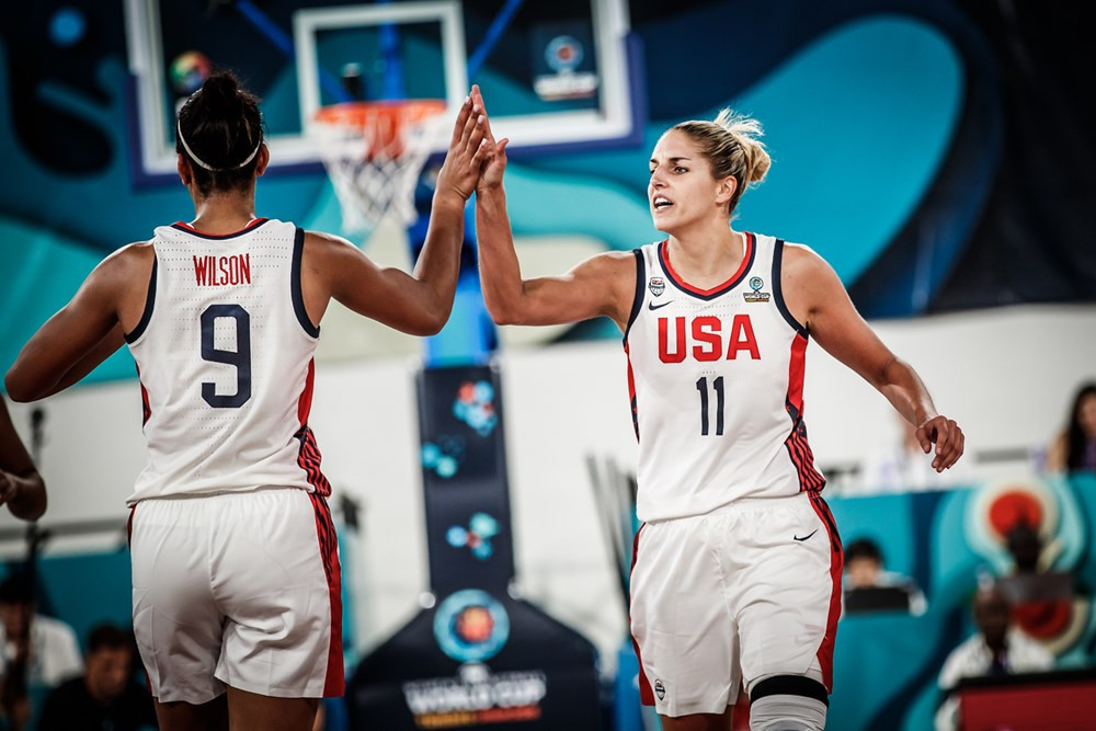 United States beat Senegal to begin FIBA Women's Basketball World Cup title defence