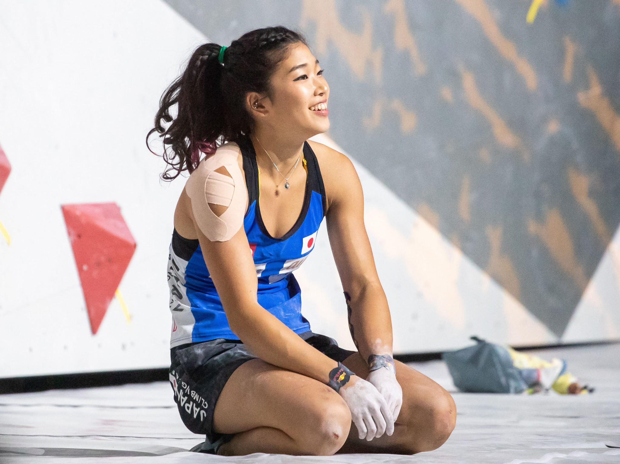 Super-consistent IFSC world bouldering champion Nonaka wins adidas Rockstars gold in Stuttgart