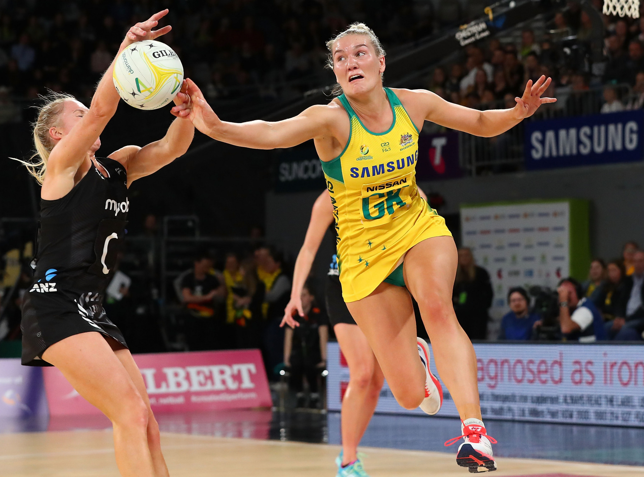 Australia beat New Zealand to secure Quad Series title