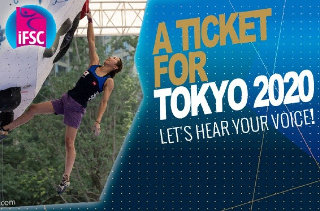"Sport climbing hails ""new era"" after proposal for Tokyo 2020 inclusion"