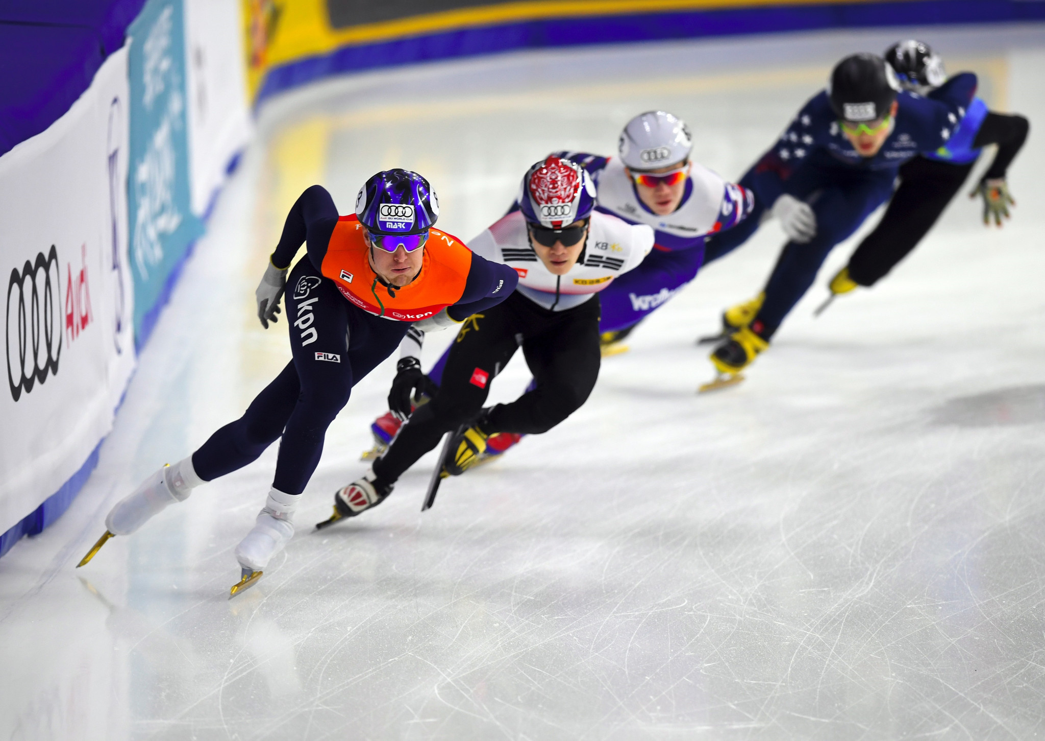 Russia targeting hosting Short Track World Cup after RUSADA reinstated by WADA