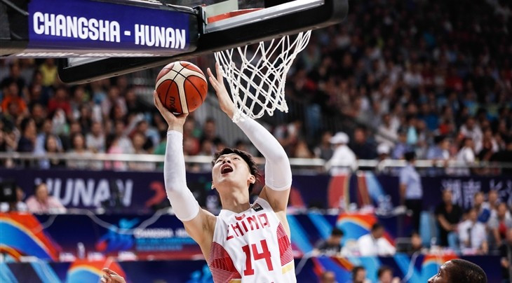 China cruise into quarter finals at FIBA Asia Championship as only unbeaten side
