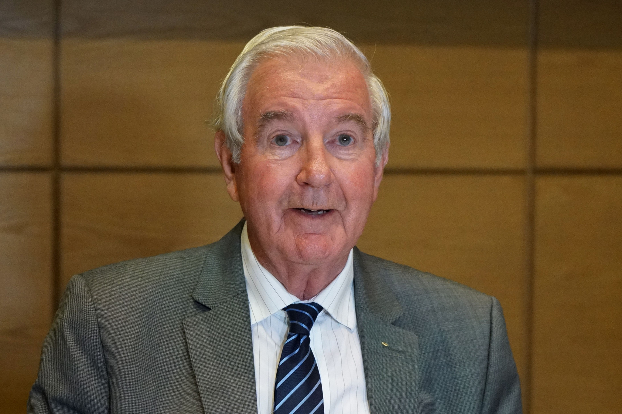 WADA President defends decision to reinstate Russia in open letter