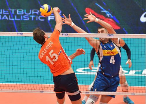 Defending champions Poland and Russia secure two final third round places in FIVB Men's World Championships