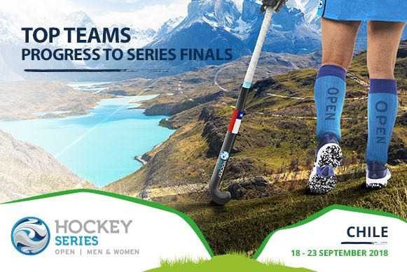Hosts Chile secure men's and women's titles at FIH Hockey Series Open in Santiago