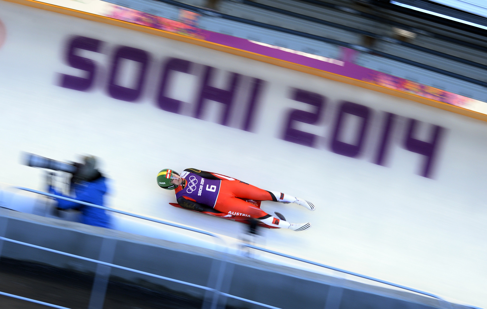 The Sochi sliding centre could be included in Erzurum's plan to host the 2026 Winter Olympics ©Getty Images