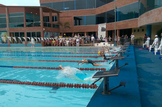 Swimming at the INAS Global Games. Elections for the Governing Board will take place during this year's Games in Brisbane ©INAS