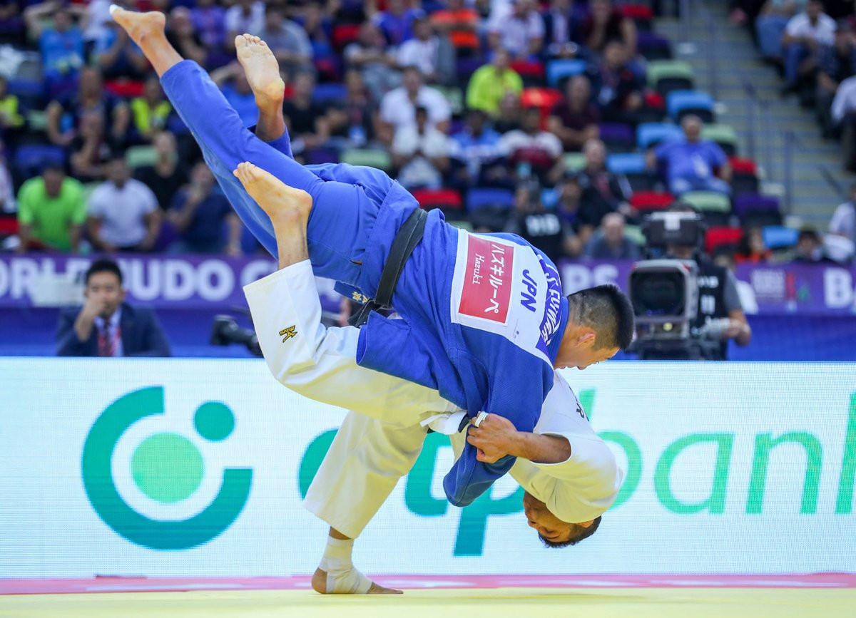 insidethegames are reporting LIVE from the World Judo Championships in Baku
