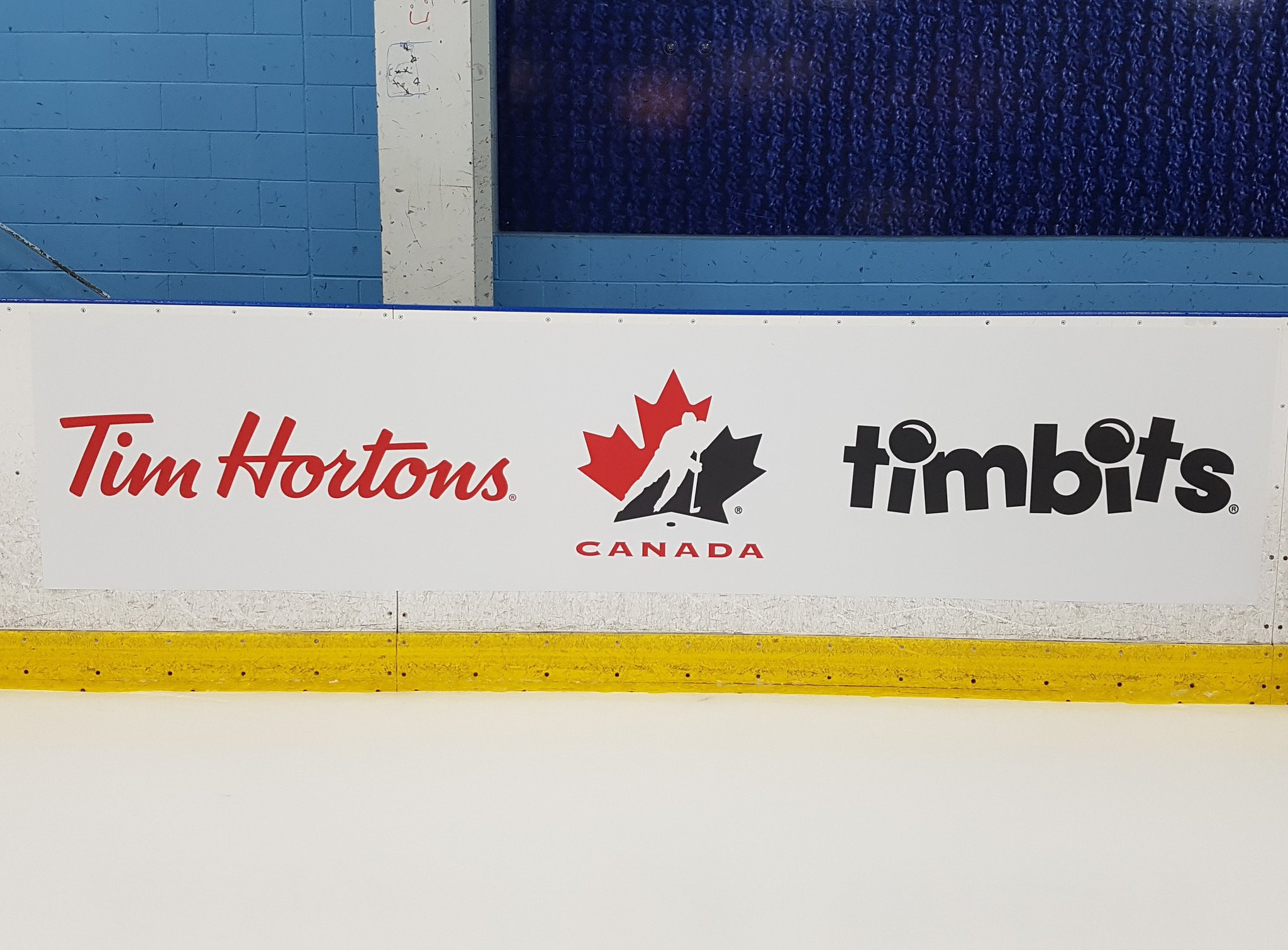 Tim Hortons and Hockey Canada have announced a partnership which will see the fast food company sponsor Hockey Canada's Initiaton Program ©Hockey Canada