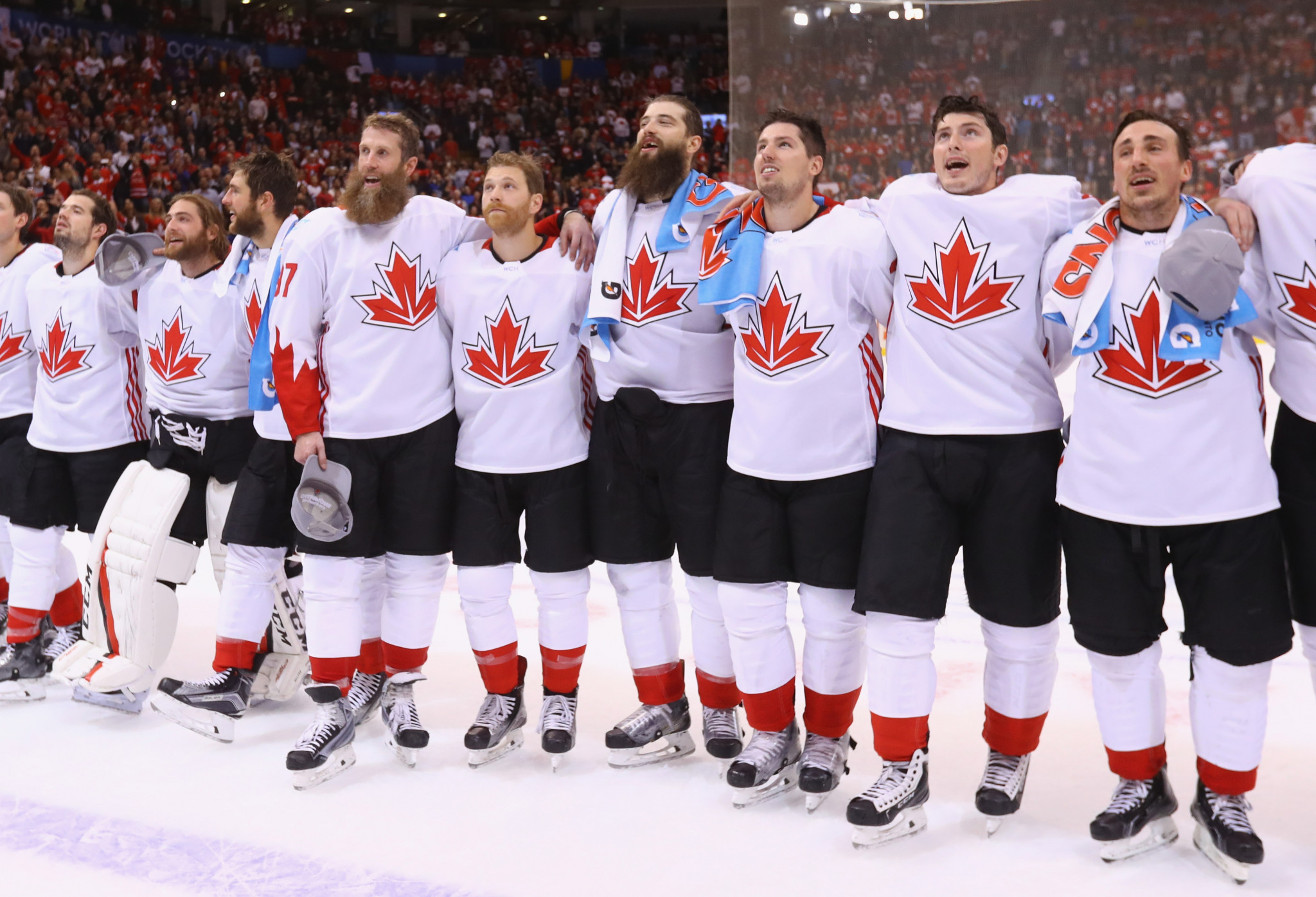 Hockey Canada have announced a new four-year partnership with fast food company Tim Hortons ©Getty Images