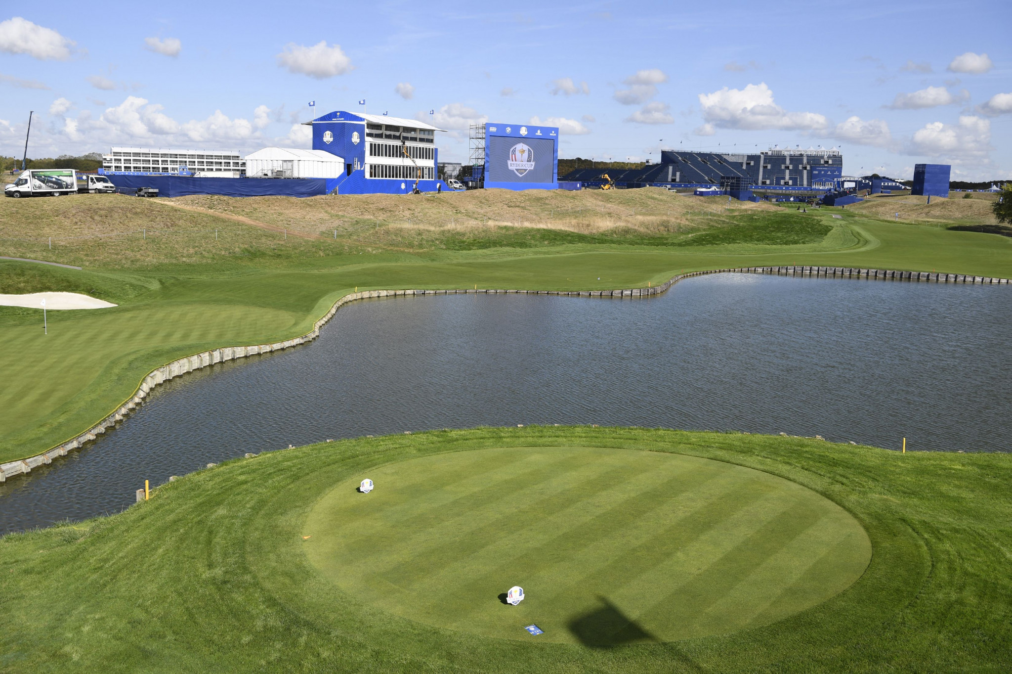 Paris 2024 claim Ryder Cup will help optimise plans for Olympic Games golf tournament