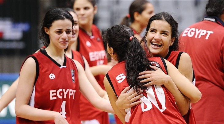 Egypt claim dramatic win to bring Angola's unbeaten Women's AfroBasket run to an end