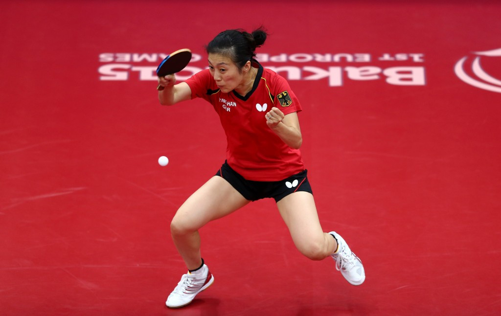 Germany and Austria claim team titles at European Table Tennis Championships