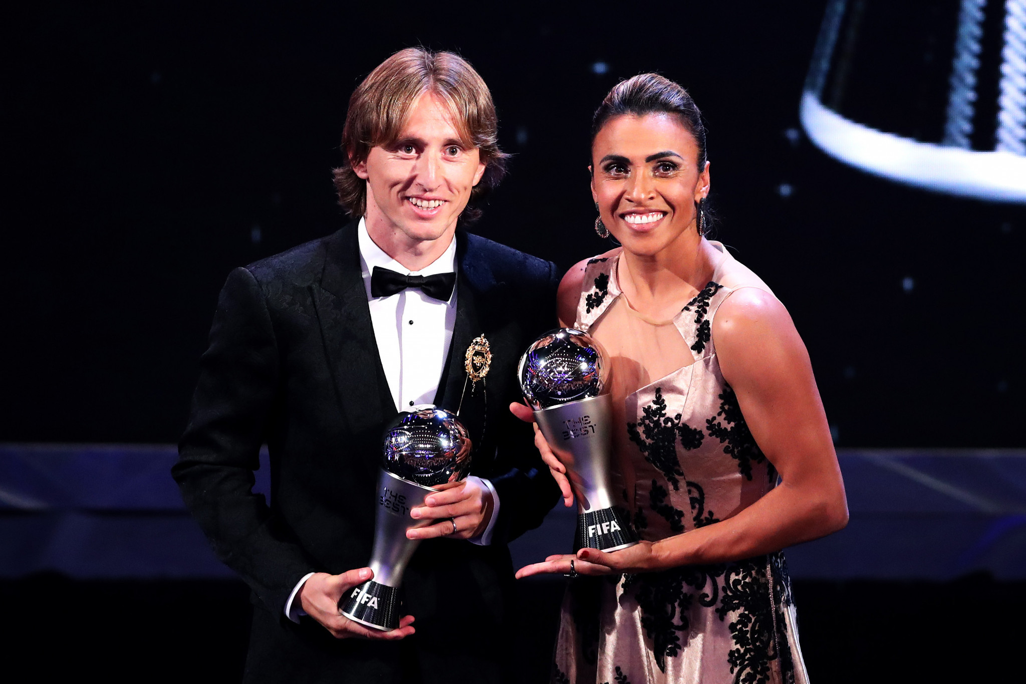 Luka Modric wins Fifa Best Player 2018 Award
