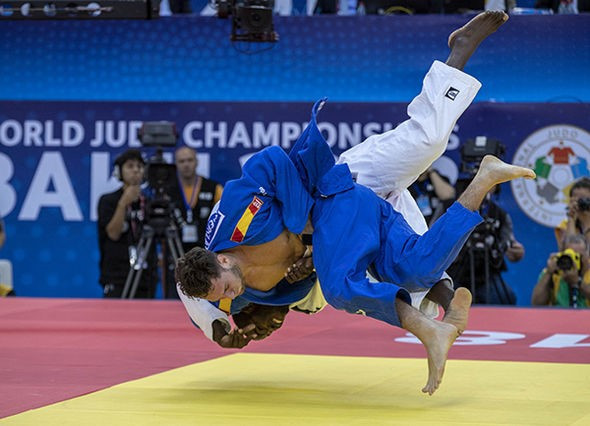 World Judo Championships: Day six of competition