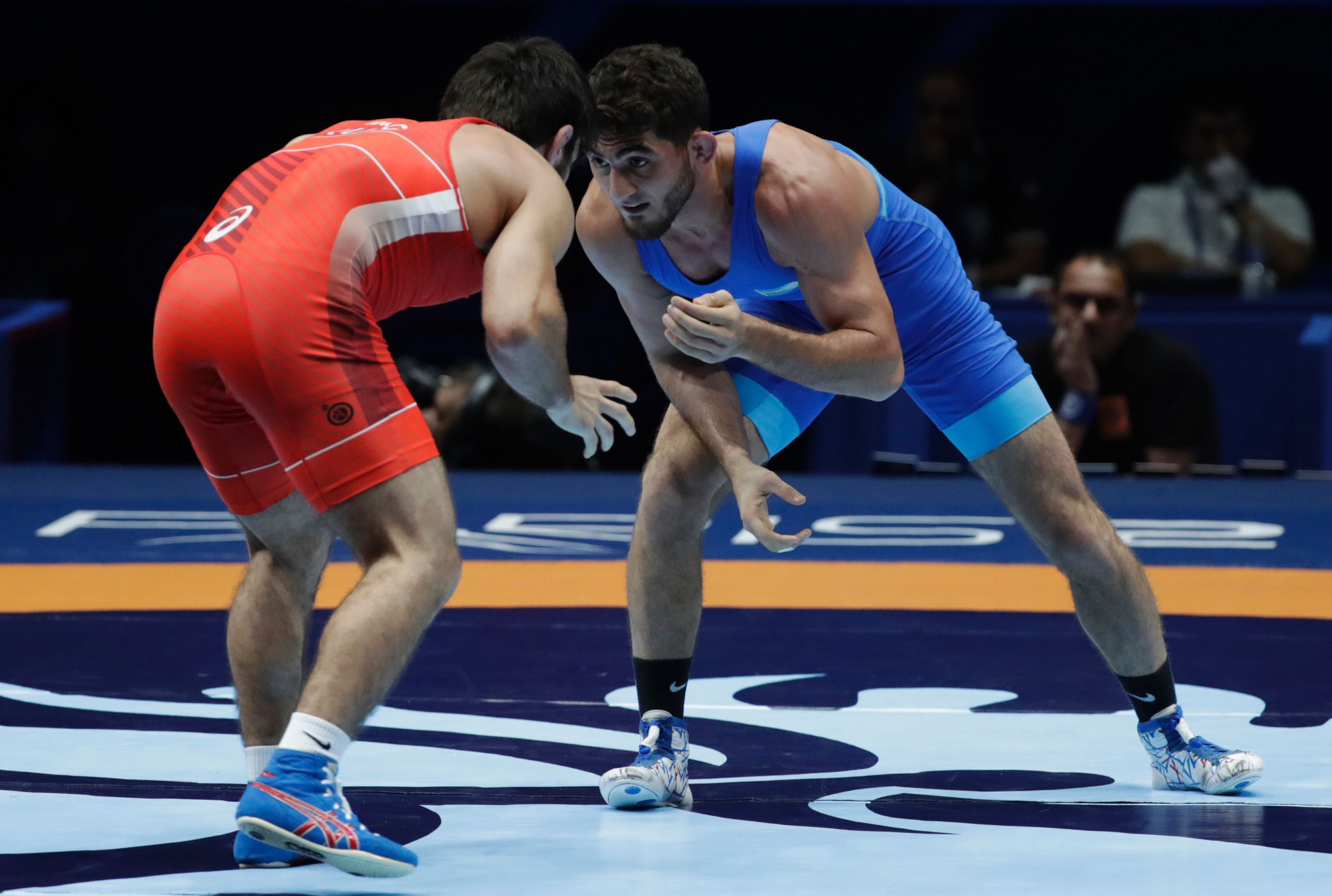 Astana in Kazakhstan will host the 2019 Senior Wrestling World Championships ©Getty Images