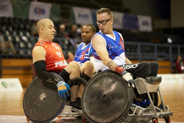 Velje in Denmark has been named as the host city for the 2019 International Wheelchair Rugby Federation (IWRF) European Championship Division A ©IWRF