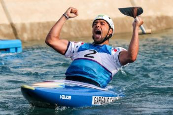 Olympic champions return to Rio for ICF Canoe Slalom World Championships