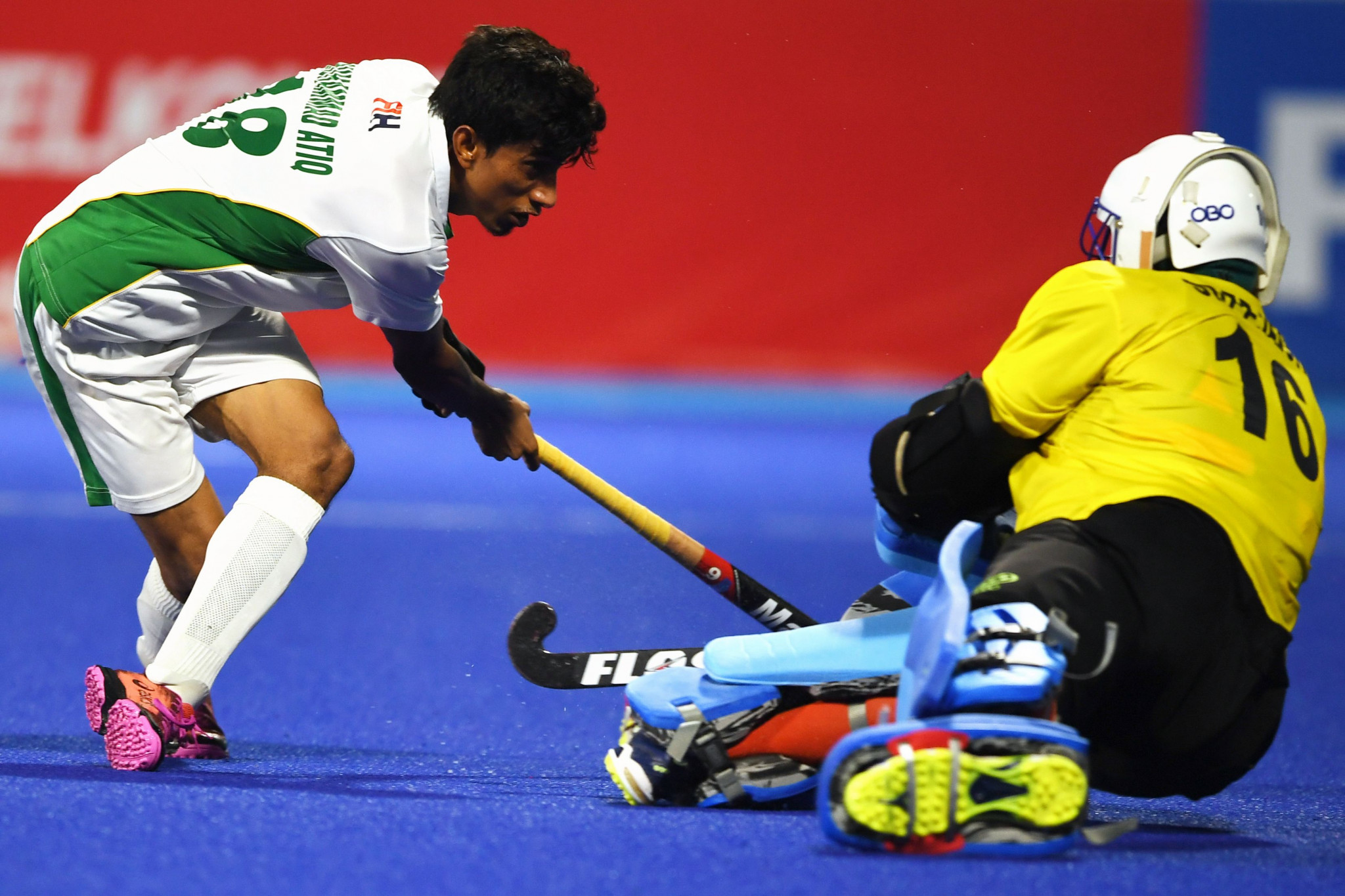 The event is due to be the first major hockey tournament held in Pakistan for over a decade ©Getty Images