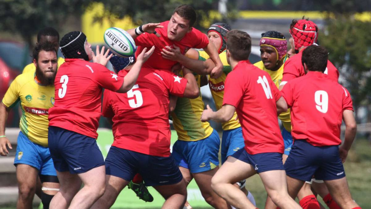 Chile will be the first South American team to play in the Americas Rugby League Championship, which will be held in Jacksonville this year ©This Is Chile