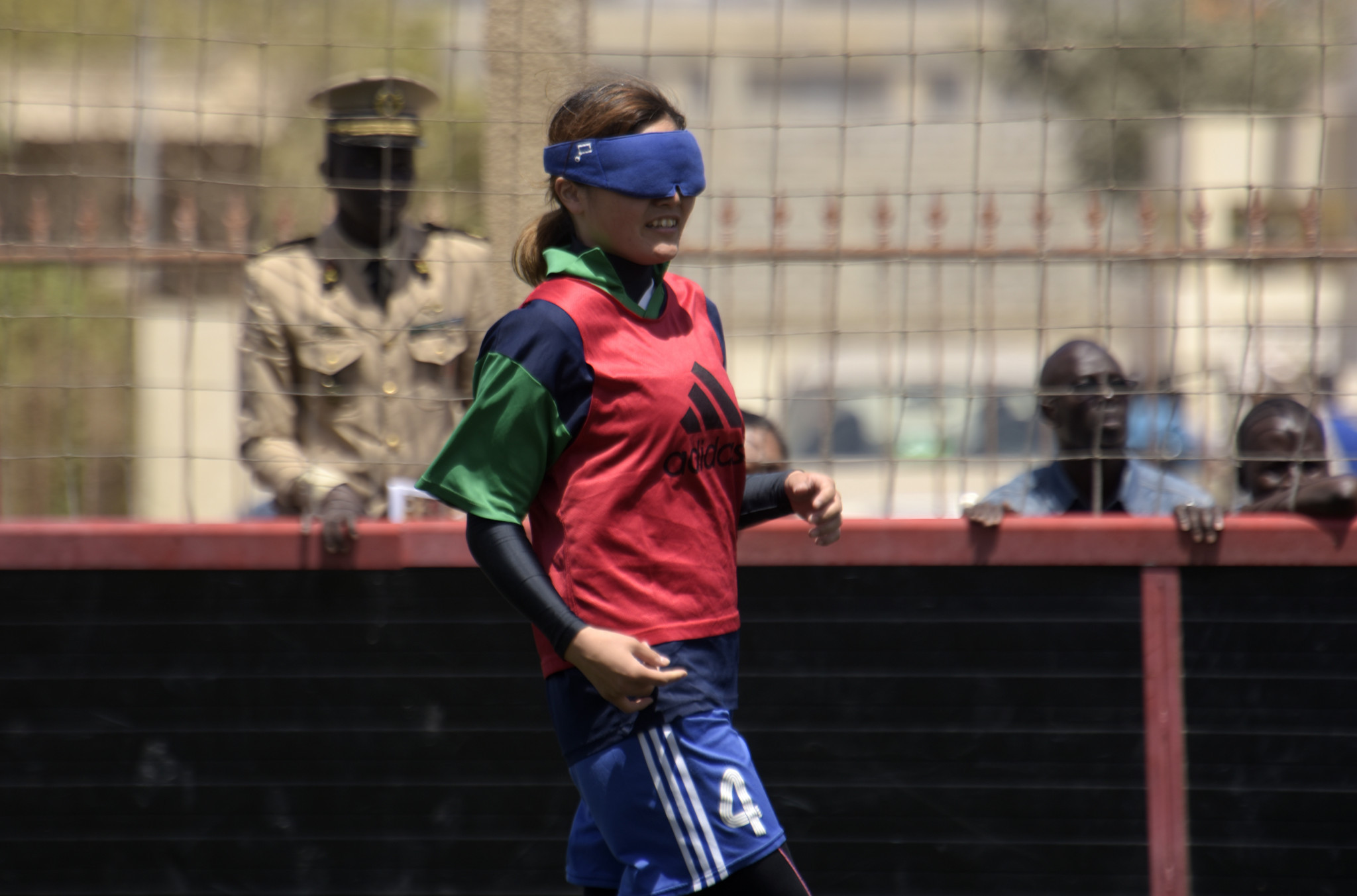 The International Blind Sports Federation is inviting female blind football players to an international training camp in Tokyo ©IBSA