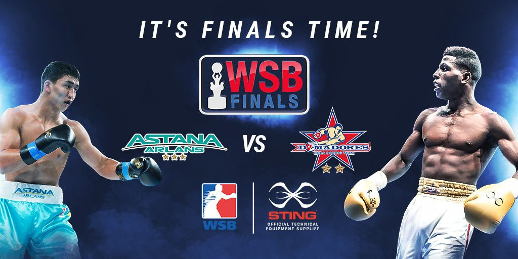 Astana Arlans Kazakhstan and Cuba Domadores are the most successful WSB teams to date ©WSB