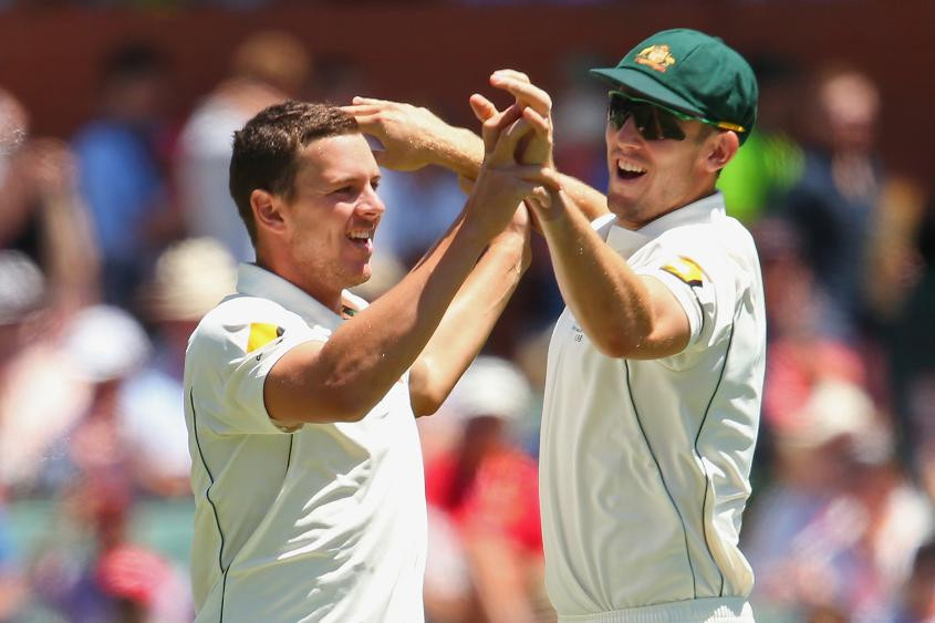 Cricket Australia name Marsh and Hazlewood as test vice-captains