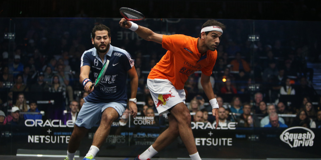 World's best squash players descend on San Francisco for PSA Oracle NetSuite Open