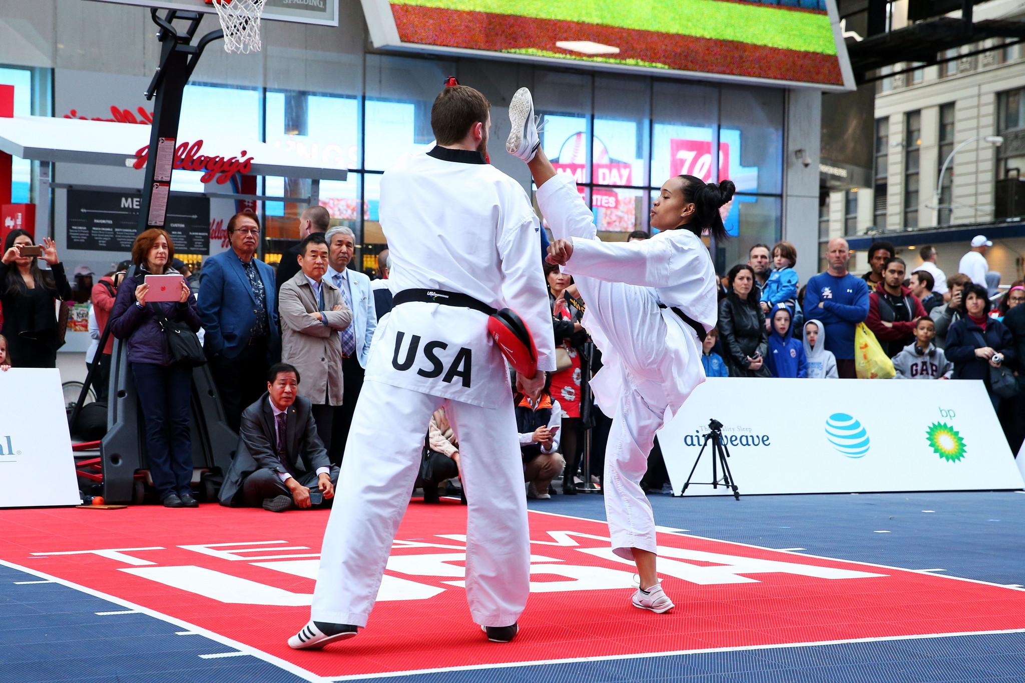 USA Taekwondo open application process for new regional coaches